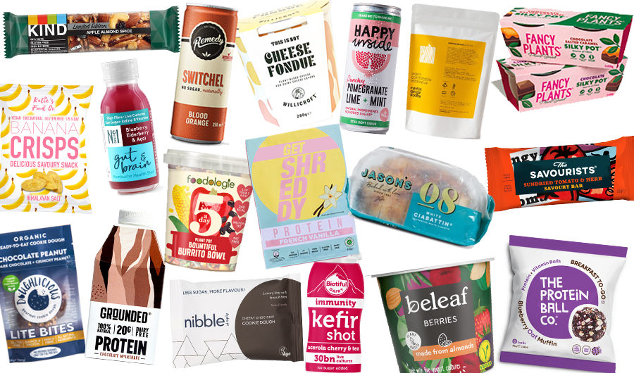 18 New Products Healthy Foodies Will Love This January