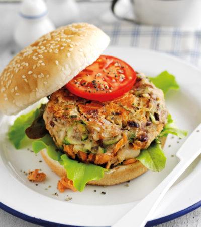 Cajun-Style Alaska Salmon Burgers