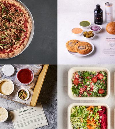 The Vegan Meal Kits Getting Us Through Lockdown 3.0