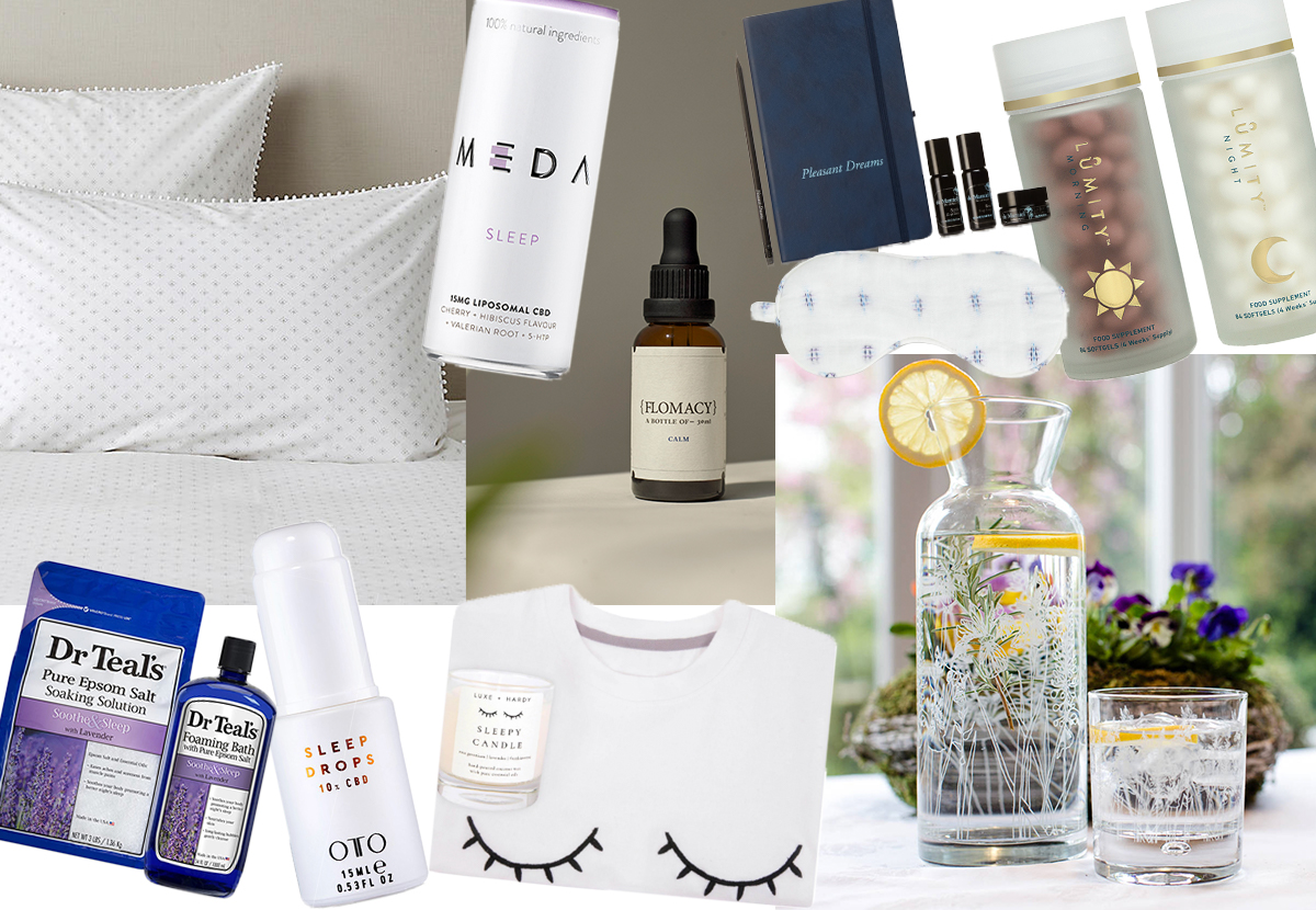 Here's Our Ultimate Sleep Essentials Edit