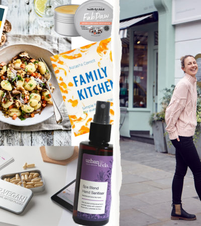 Sadie's Monthly Wellness Must-Haves