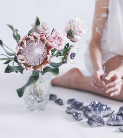The Best Crystal + Plant Pairings For Boosting Happiness