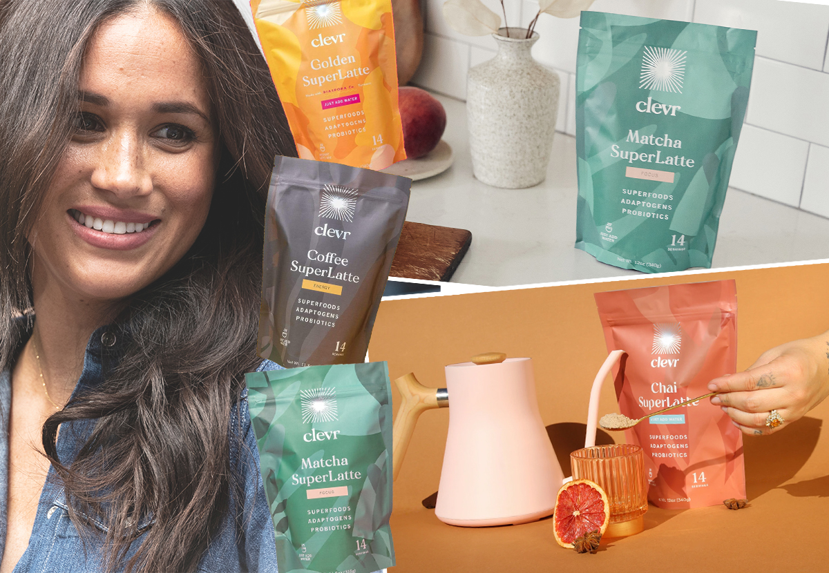 Clevr Blends: The Superfood Start-Up Megan Markle Invested In