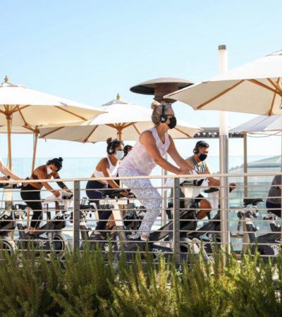 Gyms Are Opening But These Studios Are Taking Workouts Alfresco