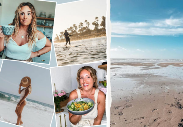 Daily Wellness Rituals With British Surfer, Corrine Evans