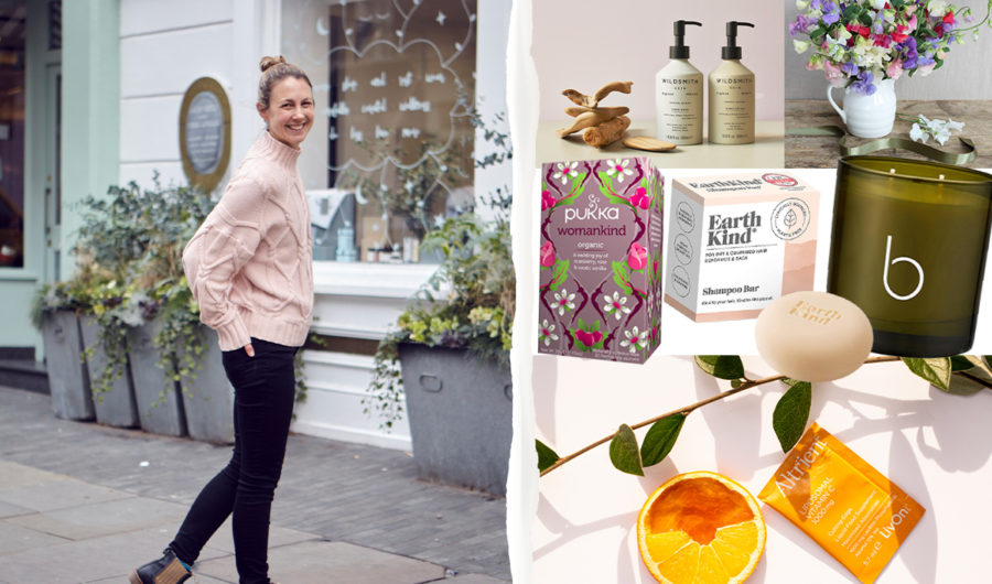 Sadie's monthly wellness must-haves april