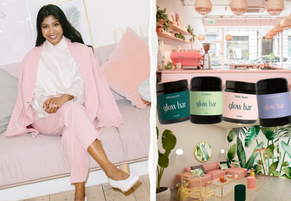 My Journey To Wellness With Glow Bar Founder, Sasha Sabapathy