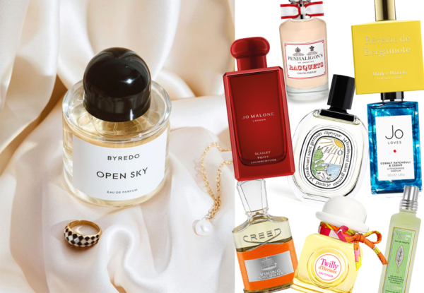 10 New Uplifting Summer Scents We're Loving