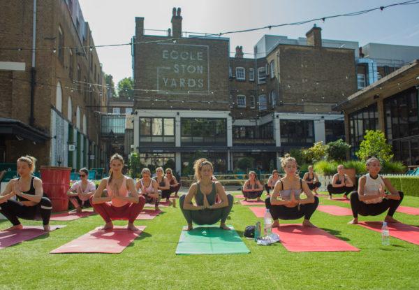 Eccleston Yards Wellness