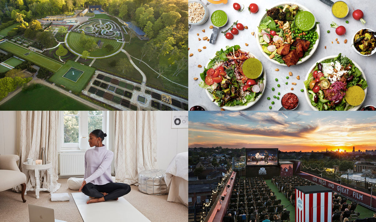 From At-Home Pampering To Rooftop Cinemas: What To Do This Weekend