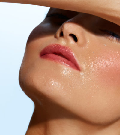 Tips, Tricks + Products To Combat Sweaty Skin