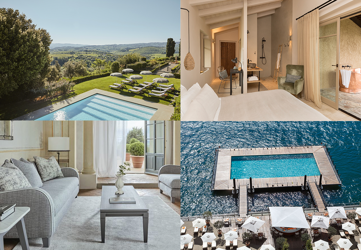Is Italy The New Wellness Hotspot? 3 Health Havens To Visit This Autumn