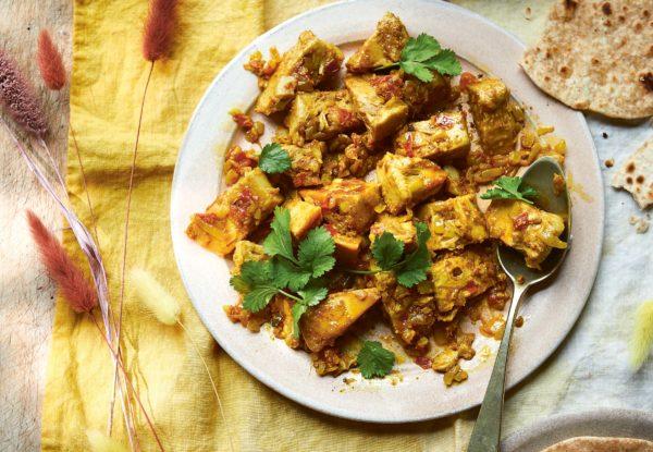 Jackfruit Masala Curry